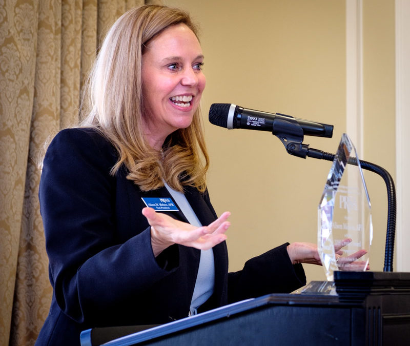 Alison M Melson, APR, Honored with Arkansas Chapter of PRSA Achievement Award